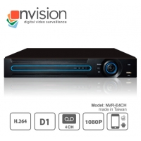 IP регистратор NVISION NVR-E4CH