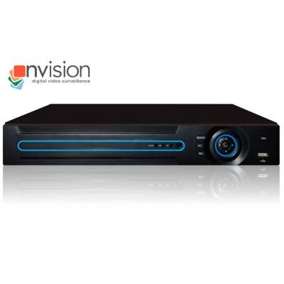 Купить IP регистратор NVISION NVR-E4CH