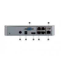 IP регистратор NVR2104P-B/W