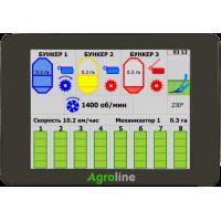 Контроль высева Agroline SKV-12
