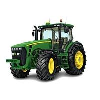 Контроль тракторов и расход топлива