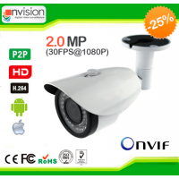 IP камеры NVISION IP-V5200 (2.0 Mp, F=2.8-12mm)