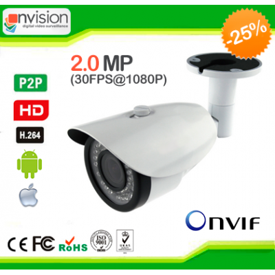 Купить IP камеры NVISION IP-V5200 (2.0 Mp, F=2.8-12mm)